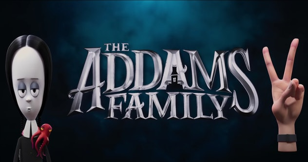 The Addams family returns to the big screen in this animated sequel.