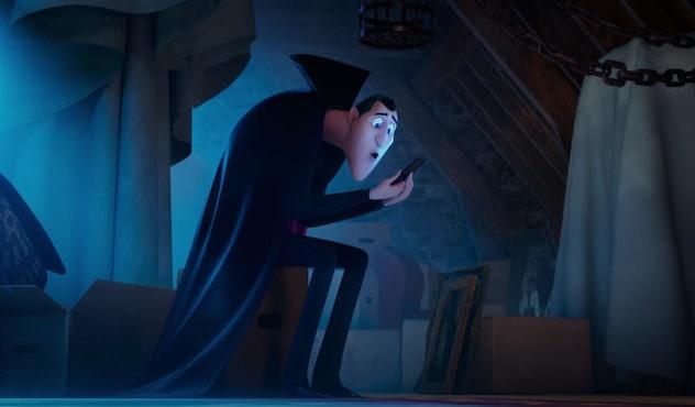 'Hotel Transylvania 4' stars Adam Sandler.