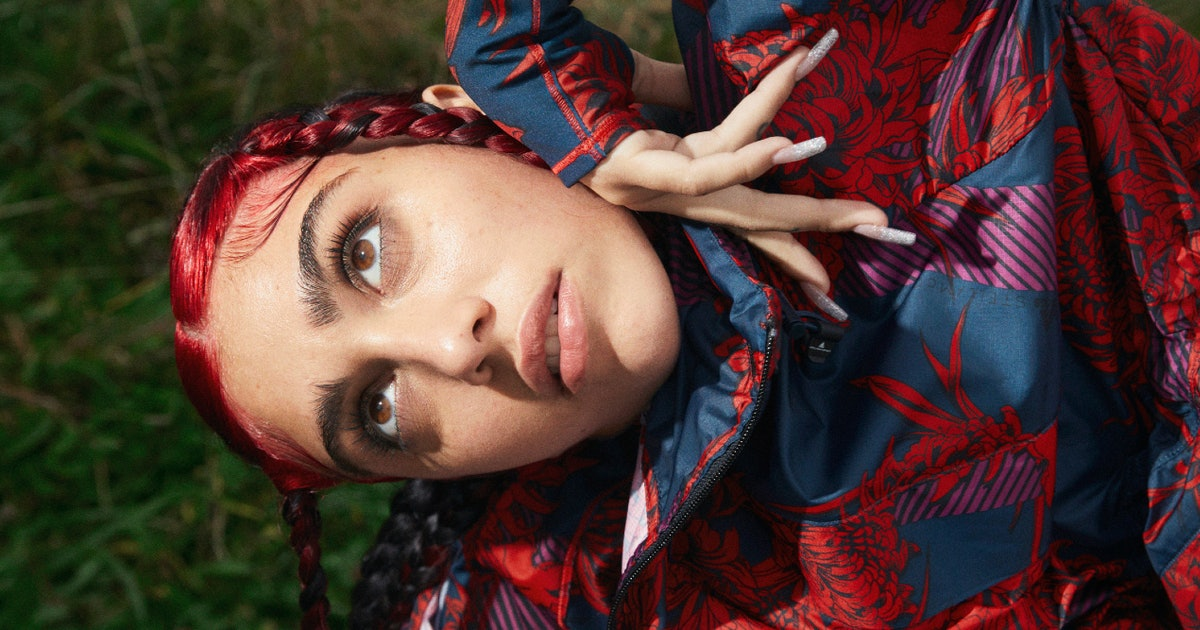 Lourdes Leon Fronts Another Adidas By Stella McCartney Campaign