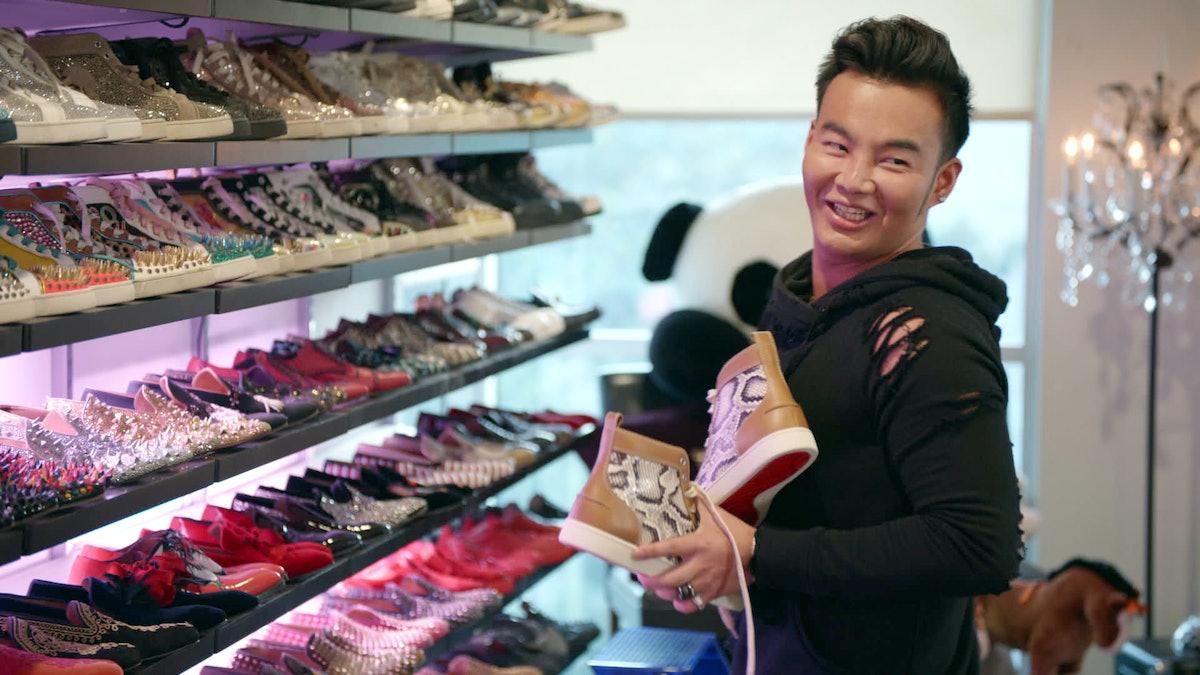 Kane Lim in Bling Empire.