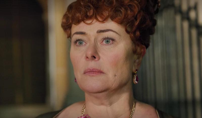 Who will inherit the Featherington House on 'Bridgerton'? Photo via Netflix