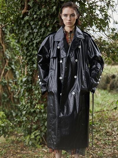 Petra Trench Coat