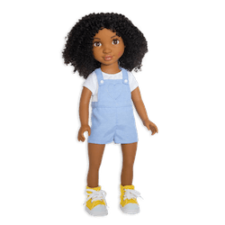Zoe Doll With Washable Hair