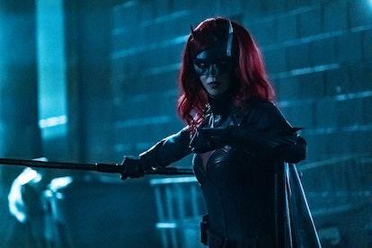 Ruby Rose on Batwoman via the CW press site