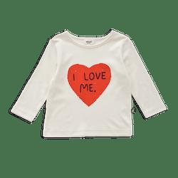 LS Tee - I Love Me