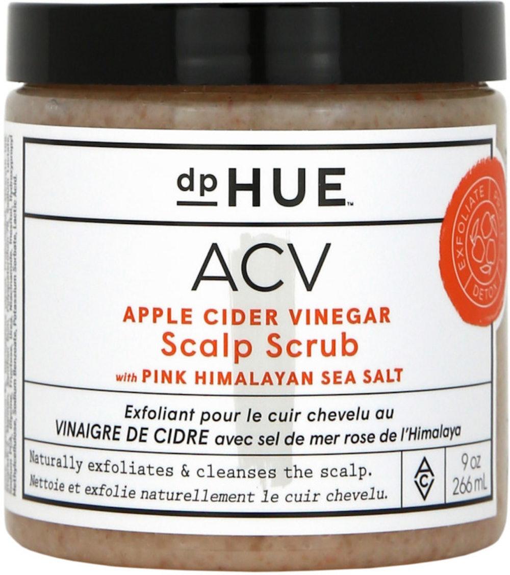 dpHUE Apple Cider Vinegar Scalp Scrub With Pink Himalayan Sea Salt