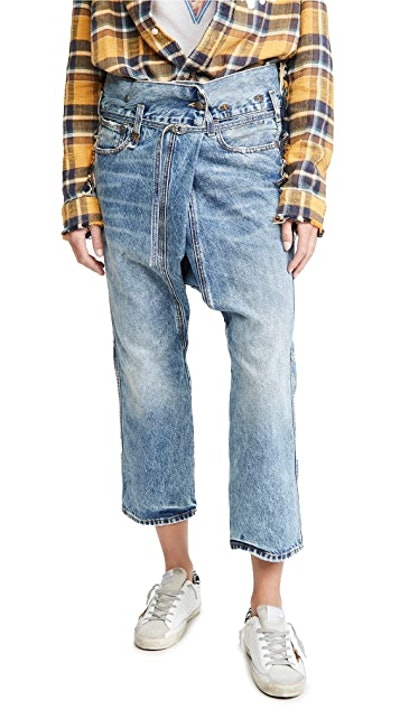 Staley Cross Over Jeans