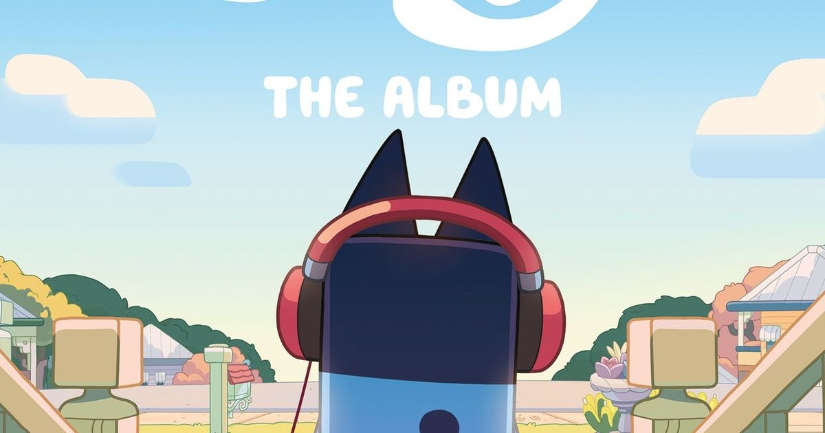 ATTN: A 'Bluey' Album Is Coming To Spotify, iTunes, & More