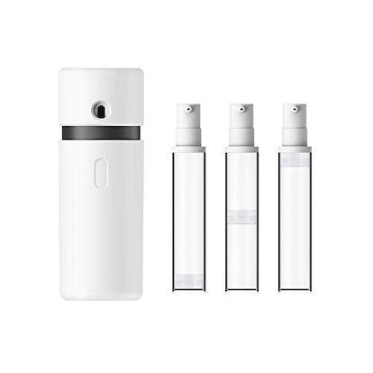 Rwin Airless 3 In 1 Travel Dispenser Bottle (3-Pack)