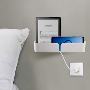 Easy & Eco Life Bedside Caddy Shelf