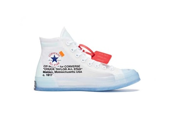 Off-White Chuck Taylor Vulcanized