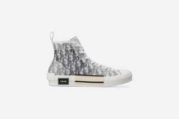 Dior B23 Oblique High-Top Sneaker