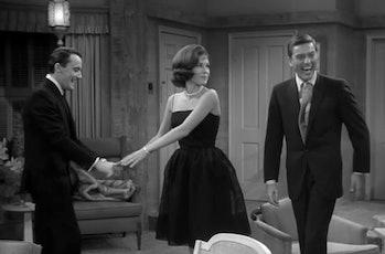 Dick Van Dyke Show Bewitched WandaVision