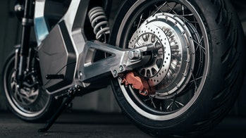 The Metacycle from Sondors is a new electric motorcycle with 80 miles of range.