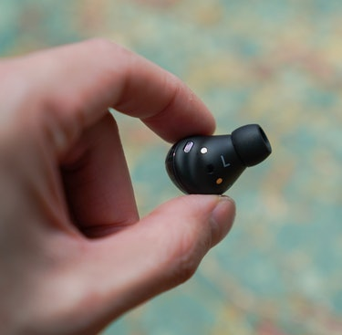 Galaxy Buds Pro review: These wireless earbuds have terrific active noise-cancellation.