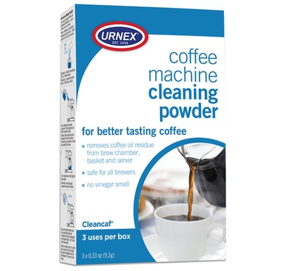 Urnex Coffee Machine Cleaning Powder (3-Pack)