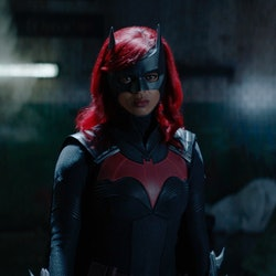 Javicia Leslie as Batwoman via the CW press site