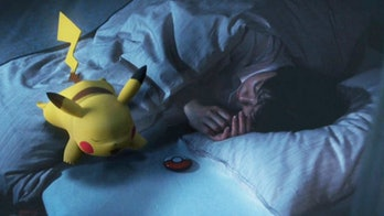 pokemon sleep pikachu poke ball plus