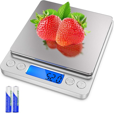 Powlaken Food Digital Kitchen Scale