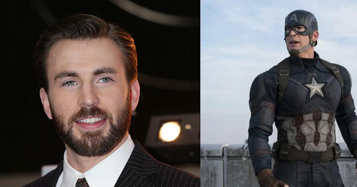 Chris Evans Shut Down Rumors He's Returning As Captain America With 1 Tweet