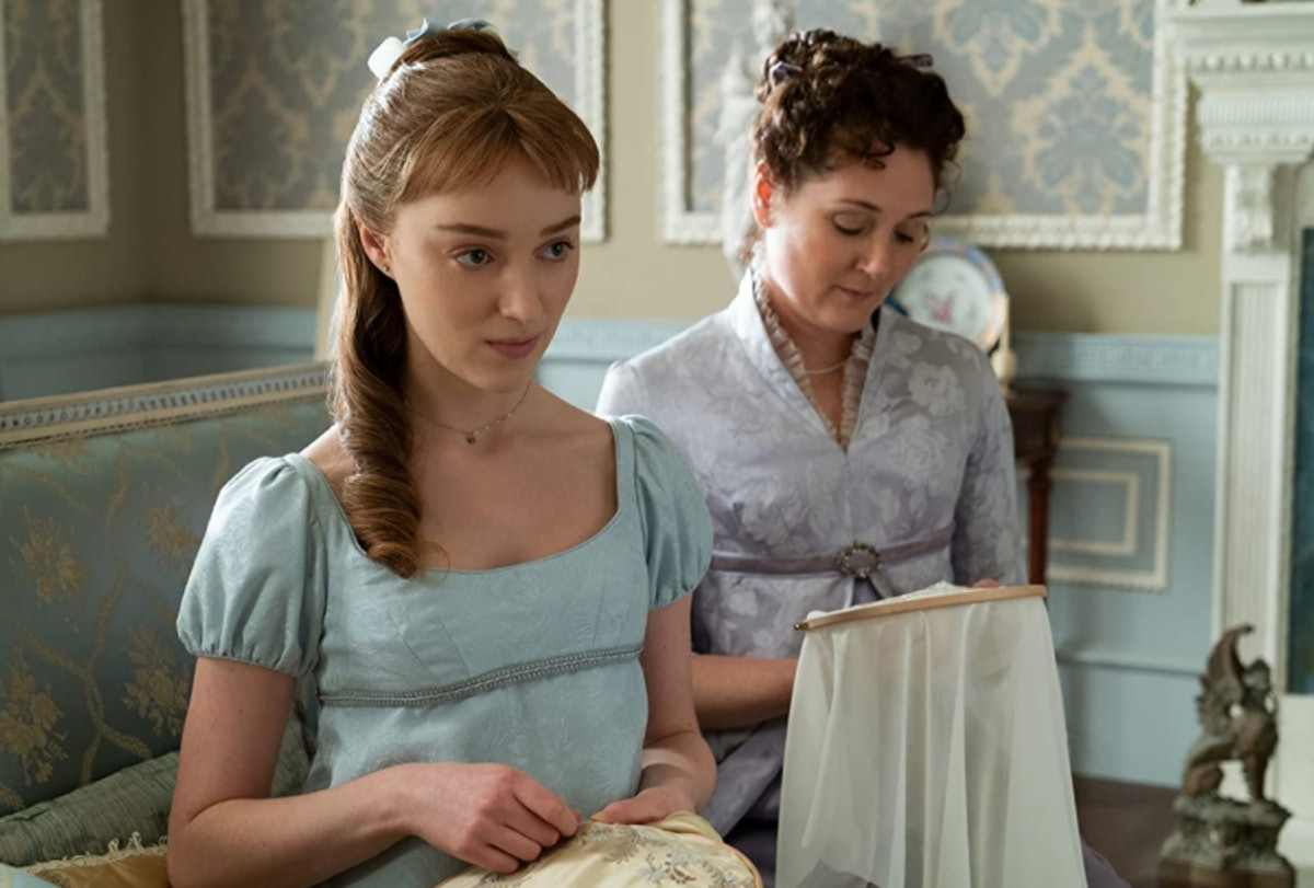 Phoebe Dynevor's quotes about 'Bridgerton' Season 2 aren't pointing to production soon.