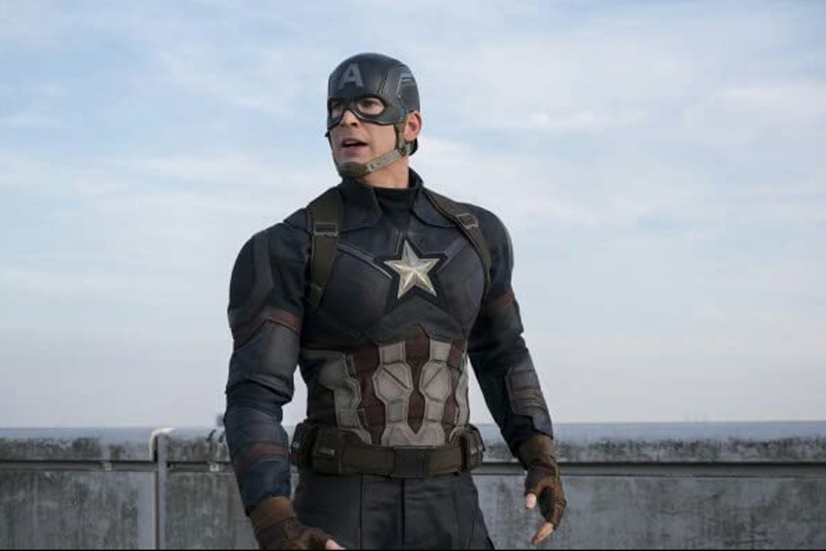 Chris Evans' response to Captain America rumors might mean they aren't true.