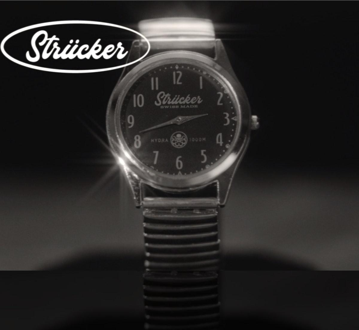 The Strucker Watch.