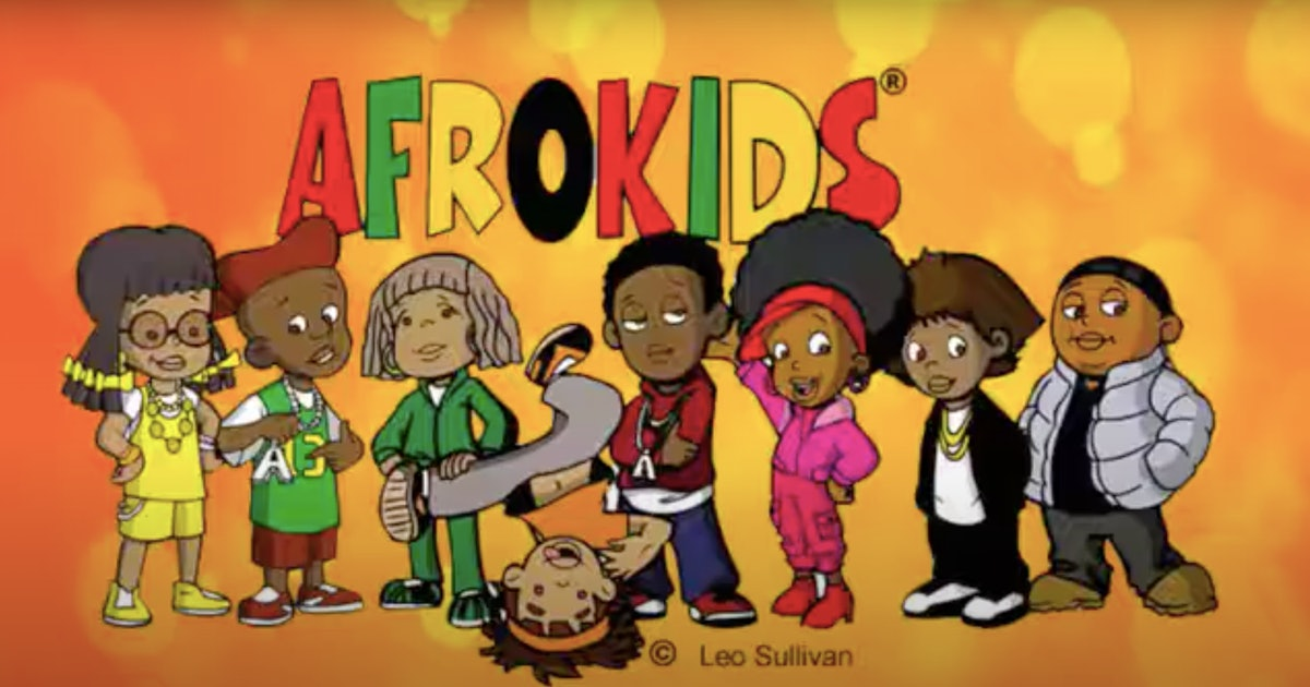 Everything You Need To Know To Start Watching AfrokidsTV