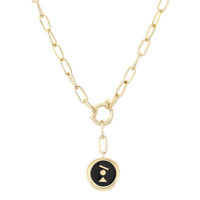 Big Balance Necklace