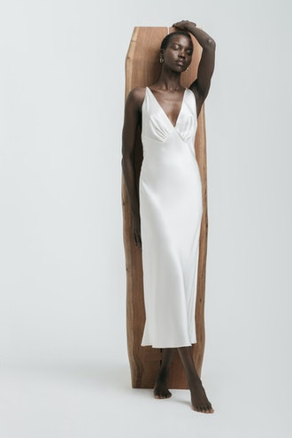 Marlee Silk Dress