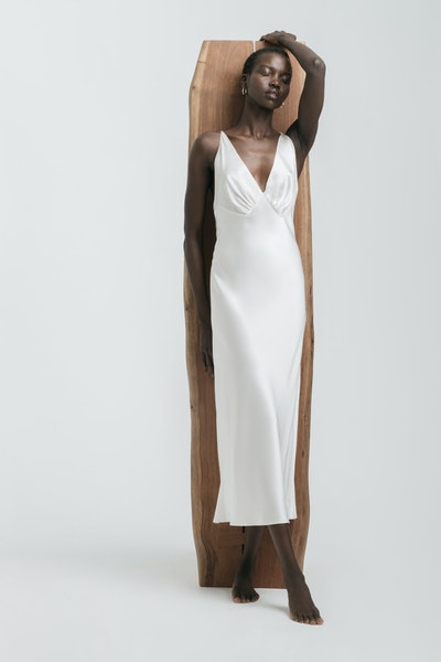 Marlee Silk Dress