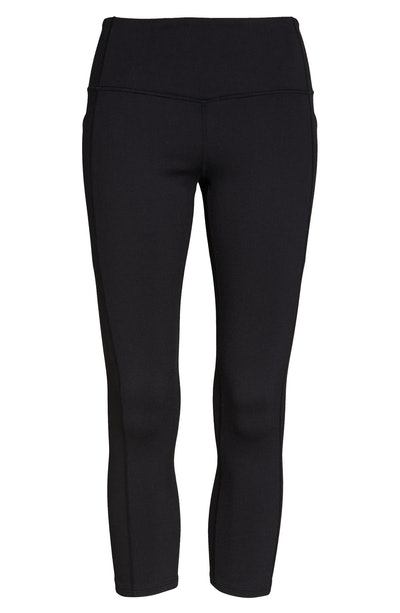 Live In High Waist Pocket Crop Leggings