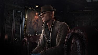 hitman 3 dartmoor agent 47 detective