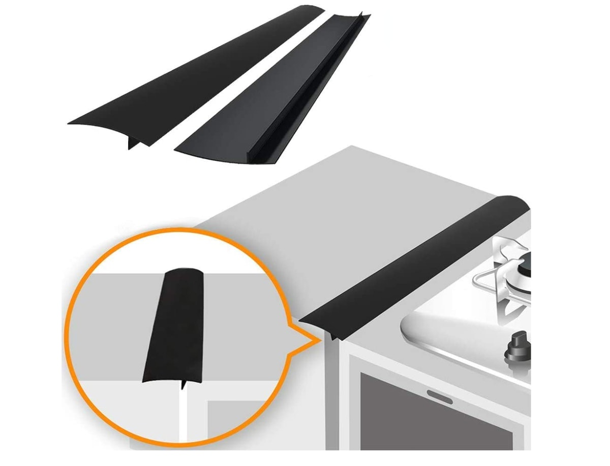 Linda's Silicone Stove Gap Covers