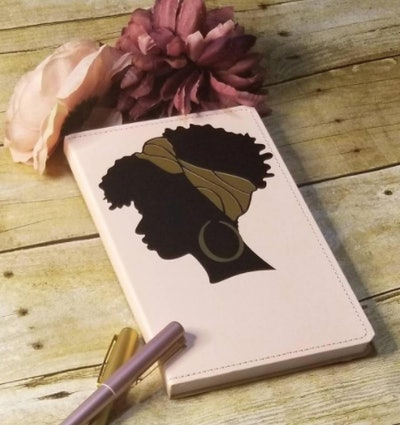 BlackLoveCreationsUS Black Beauty Journal