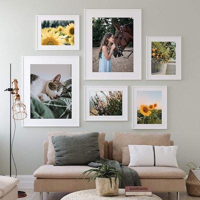 upsimples Picture Frame Set (5-Pack)