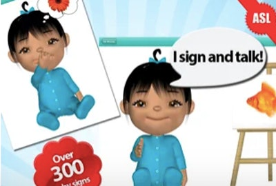 Baby Sign & Learn