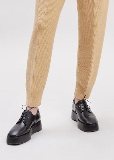 Platform Oxford Loafers