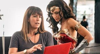 Patty Jenkins Directing Wonder Woman 1984
