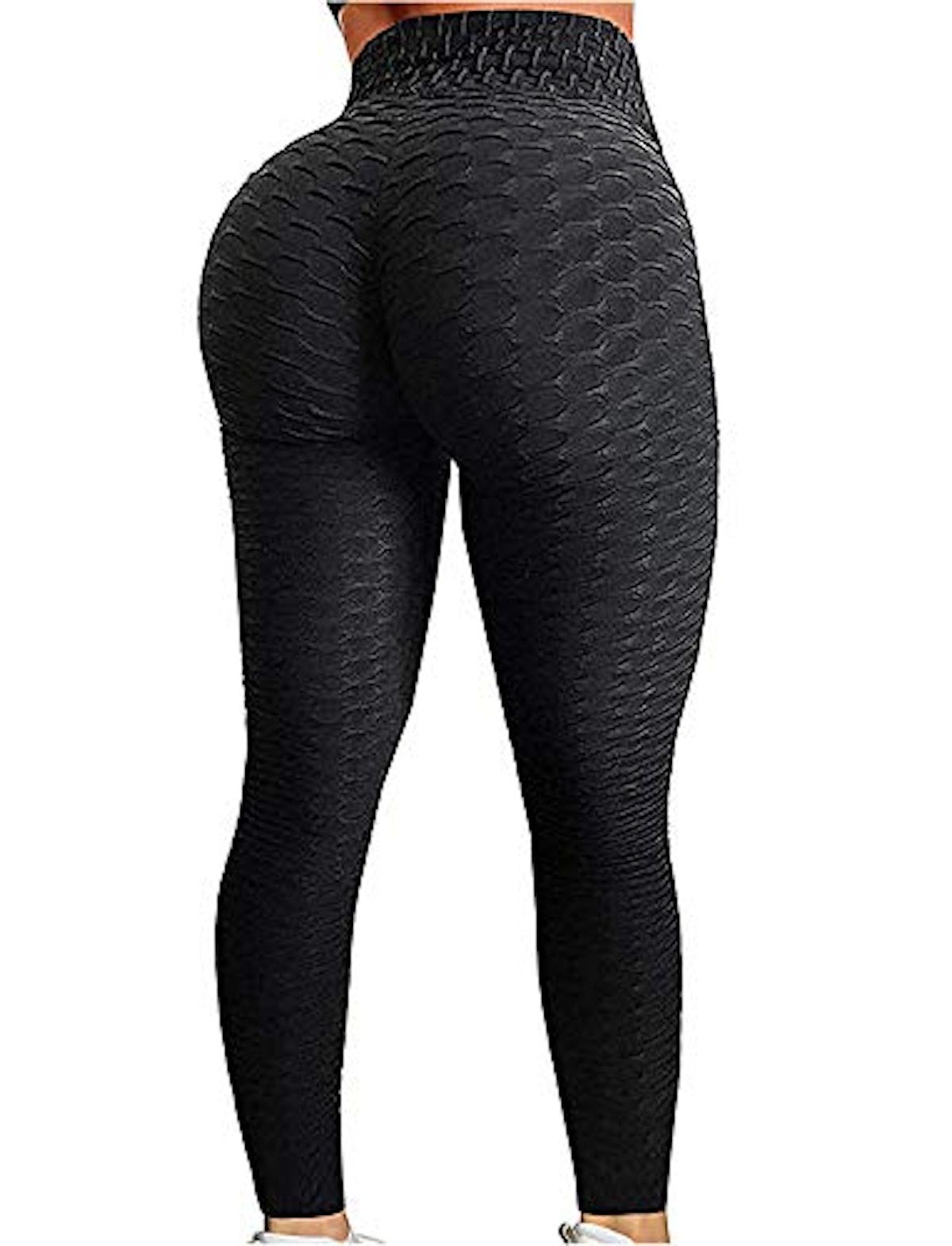 SEASUM Women's High Waist Yoga Pants