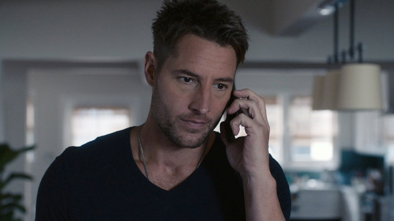 Justin Hartley as Kevin on This Is Us via the NBC press site