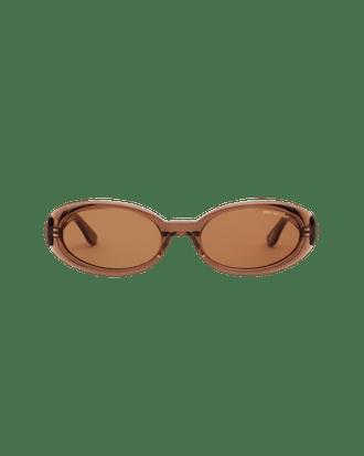 Valentina (Transparent Brown)