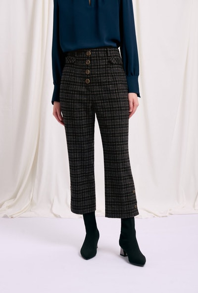 Cecille Wool Pants