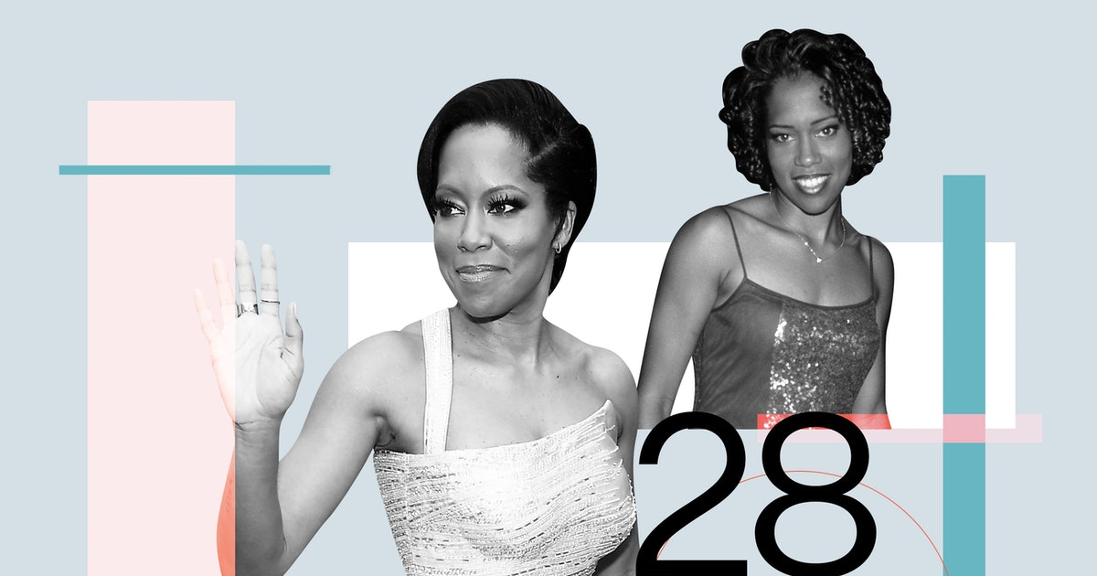 """Regina King Thinks Her 28-Year-Old Self Would Find Her """"Very Cool"""""""