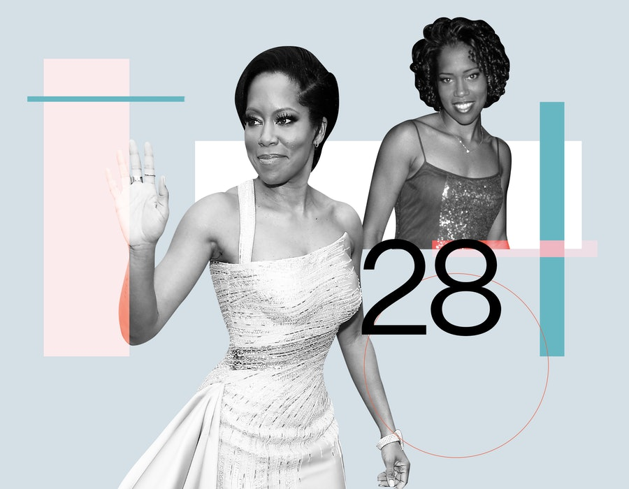 Regina King on directing 'One Night In Miami' and her life at 28 years old. Photos via Kevork Djanse...