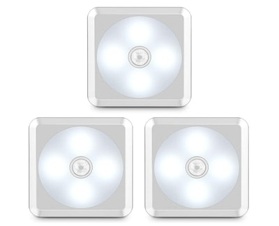 URPOWER Motion Sensor Light (3-Pack)