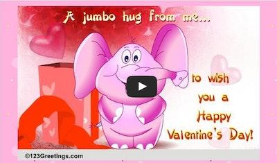 A Jumbo Hug