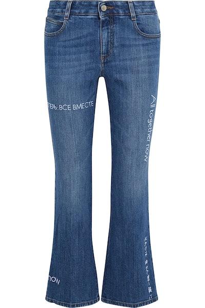 The Skinny Kick Jeans