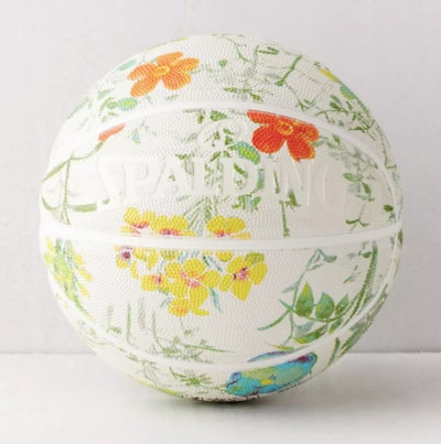 Spalding UO Exclusive Floral Basketball