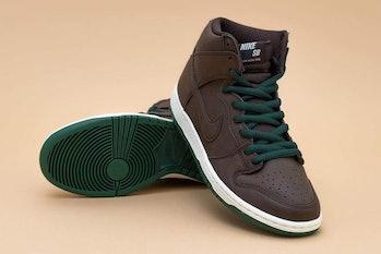 Nike SB Dunk Baroque Brown 2021
